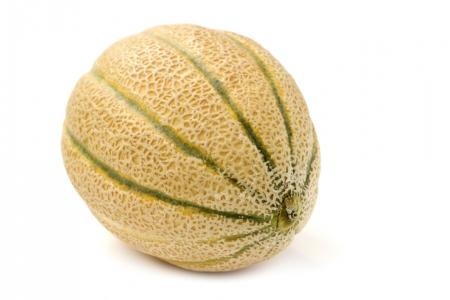 Melone retato con la fetta l'Ortofruttifero