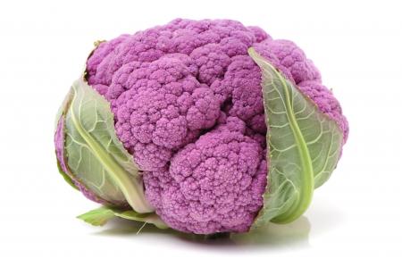 Cavolfiore violetto violet Queen l'Ortofruttifero