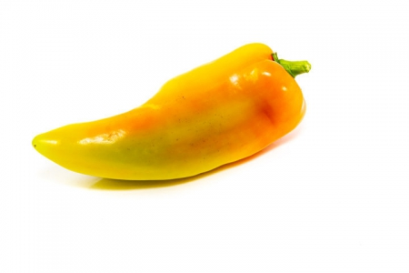 Peperone corno giallo l'Ortofruttifero