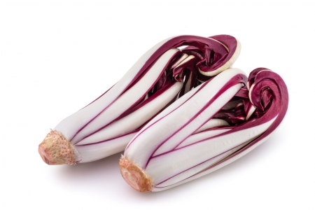 red Treviso chicory
