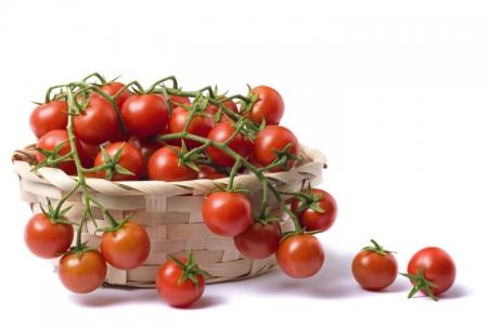 Pomodoro ciliegino da terra l'Ortofruttifero